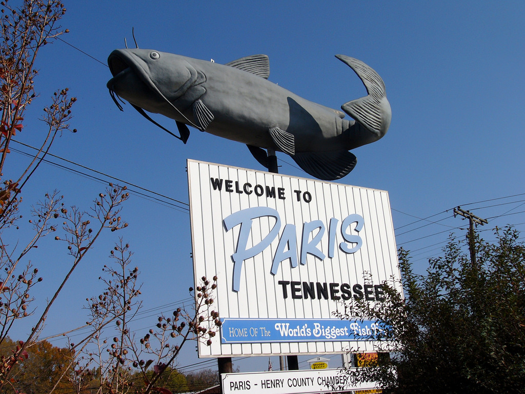 Paris, Tennessee