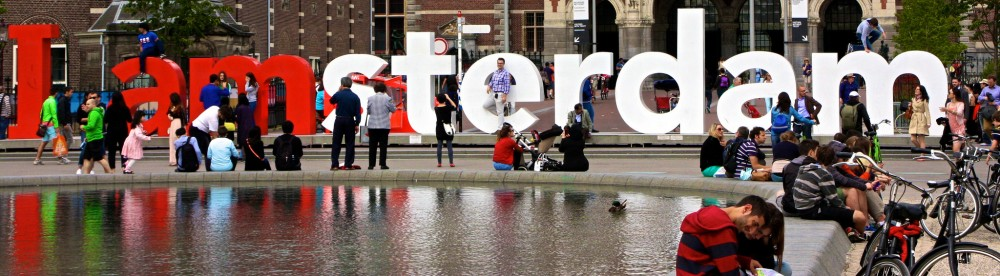 I amsterdam logo