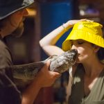 The real value of kissing a fish: how rituals help to make tourism experiences memorable