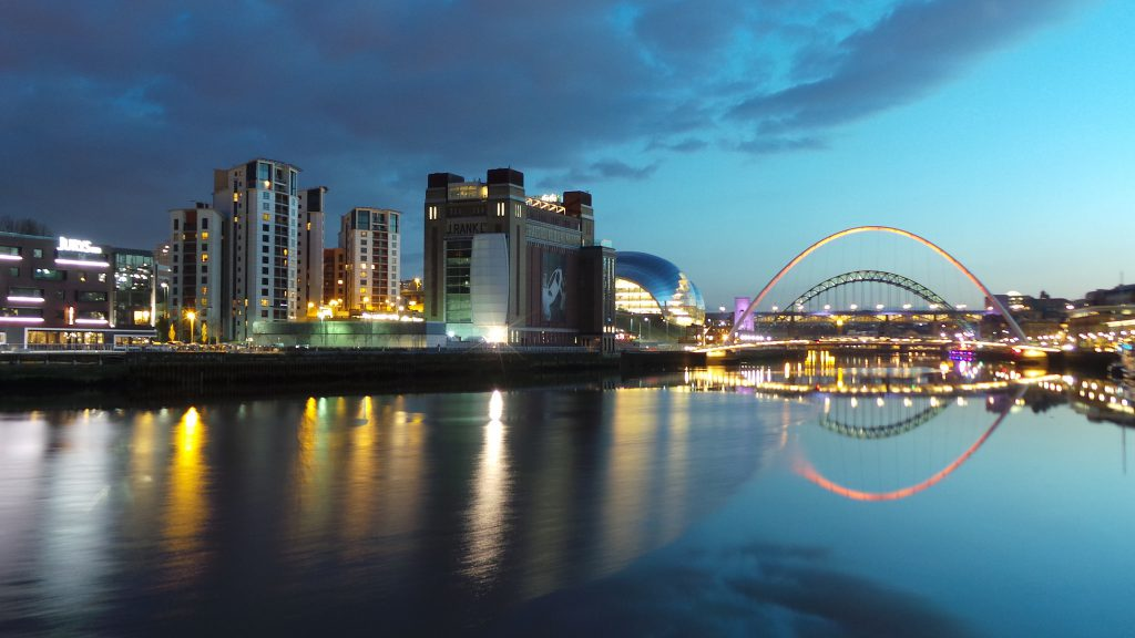 NewcastleGateshead. Image source: Ian Britton, Flickr
