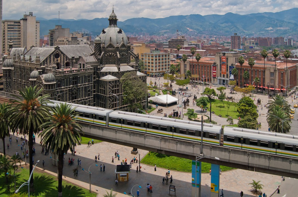 Medellín's tourism challenge: Defining and promoting a unique, positive personality