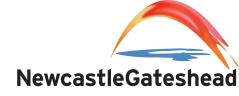 NewcastleGateshead logo