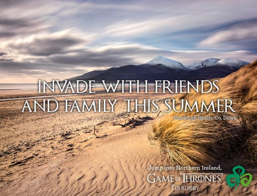 How Game of Thrones helped tourism invade Ireland - Destination Think! -
