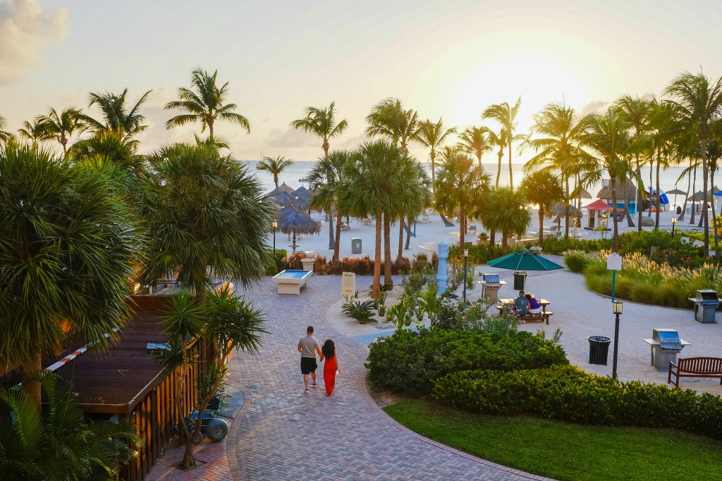 Keeping its destination profitable and its people happy: Aruba's cap on all-inclusive resorts