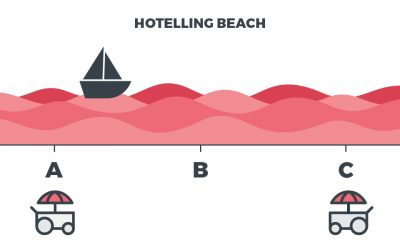 Don't drown in the sea of sameness: A destination branding paradox