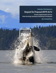 Destination Think is poised to lead destination marketing in Campbell River with long-term strategic plan