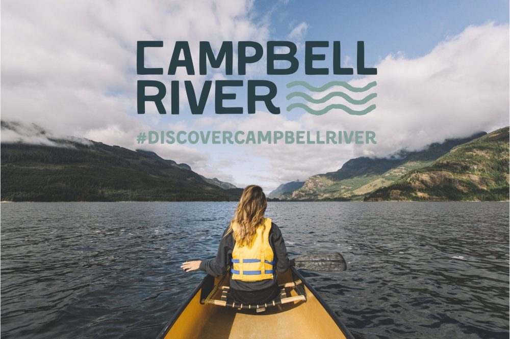 Campbell River brand and logo