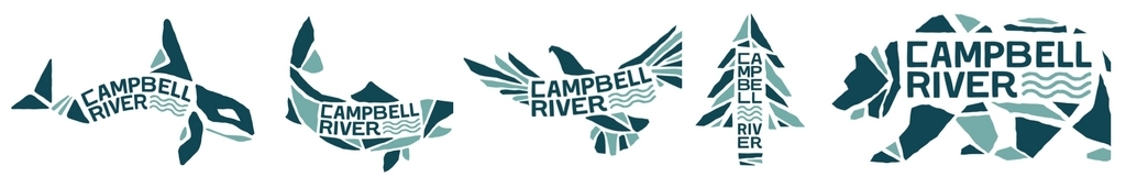 Campbell Rivers five icons