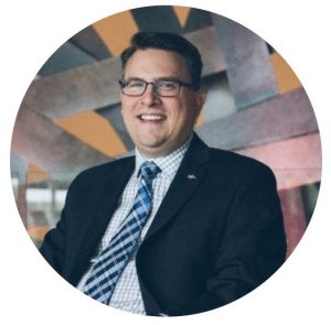 Jeff Hessel, Senior Vice President of Marketing, Tourism Calgary