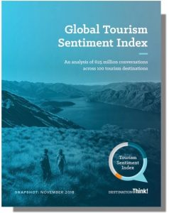 Global Tourism Sentiment Index