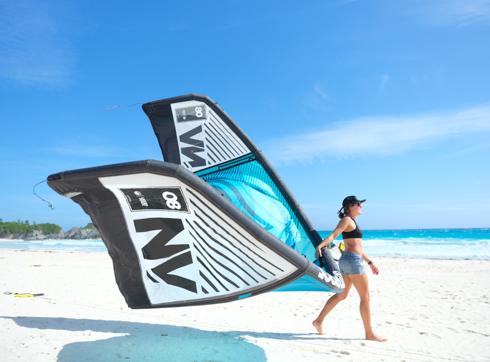 90% engagement? Passionate kiteboarders show what's truly possible in winter Bermuda campaign