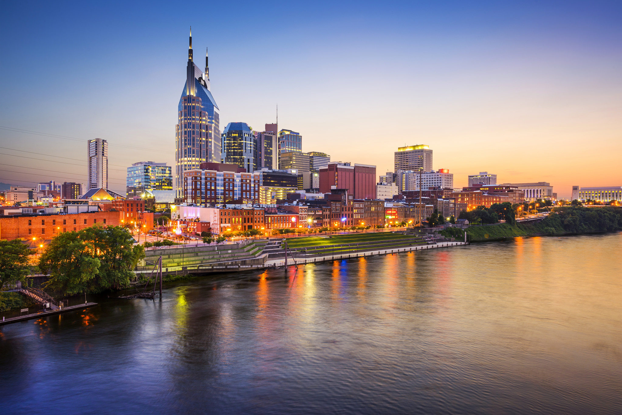 "Does a brand make a difference? Nashville refined ""Music City"" to the tune of 60+ straight months of growth and counting."