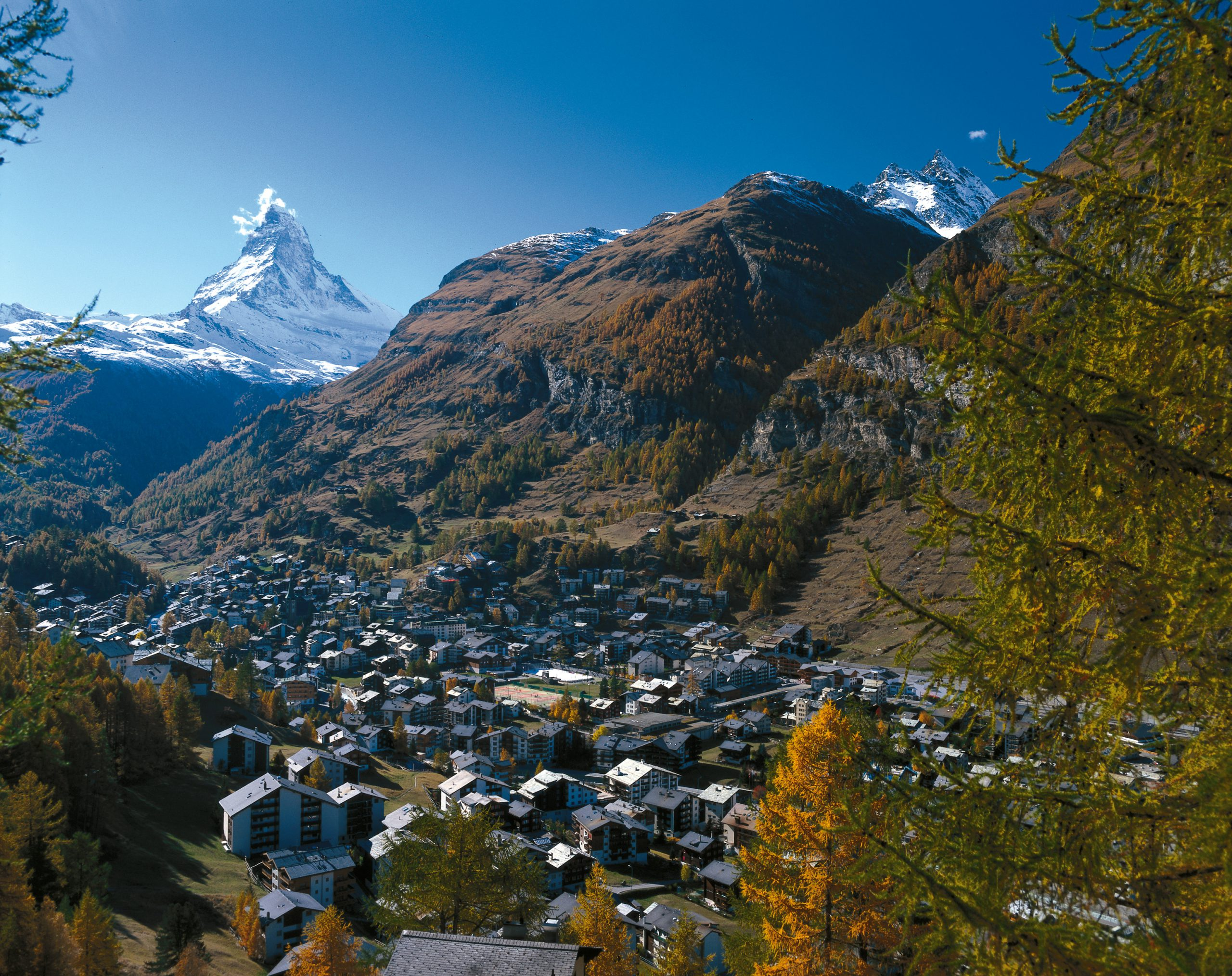 Switzerland Tourism's innovative funding model creates valuable partnerships that mitigate risk