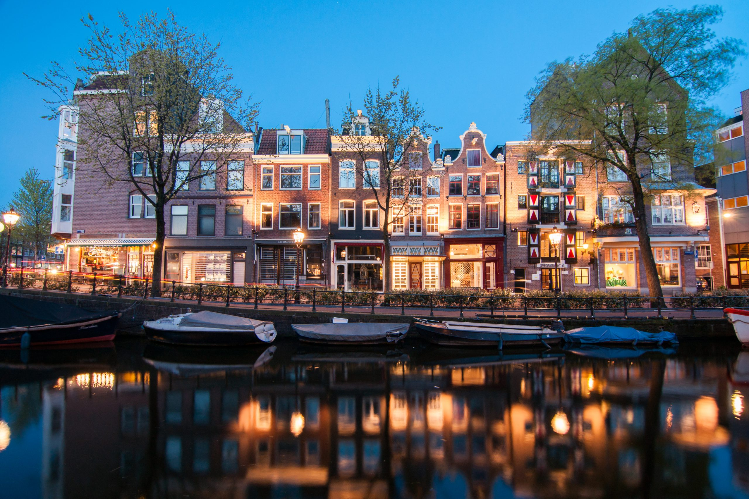 Amsterdam's response to exponential tourism growth and its impact on residents