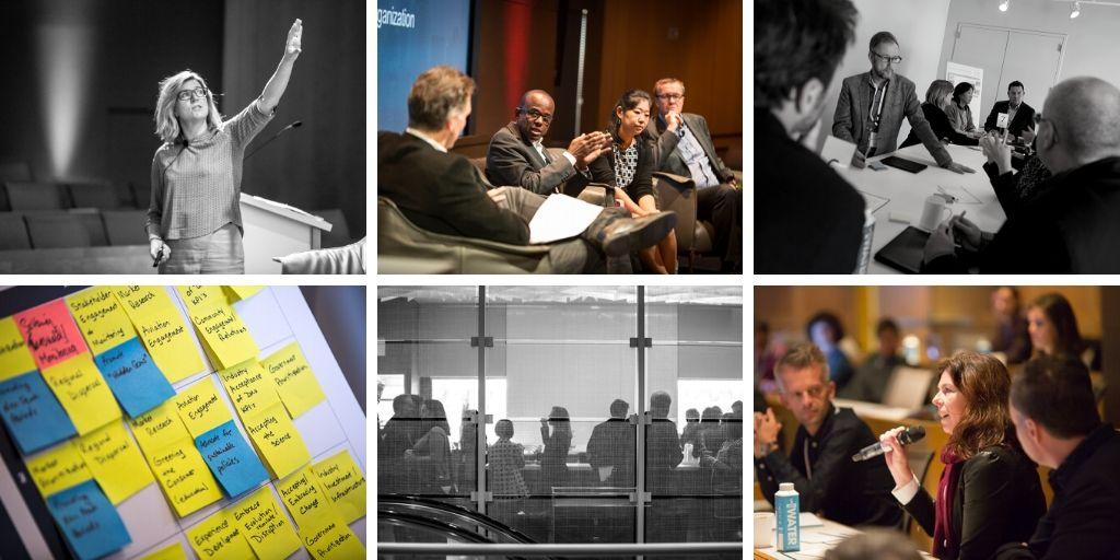 Destination marketers address international tourism challenges together at Destination Think!'s Forum 2016 event in New York City.