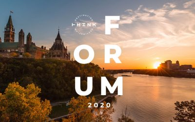 Join Forum 2020 in Ottawa: Reimagine tourism and finally take action on our most pressing challenges